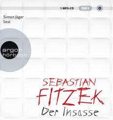 Der Insasse, 1 Audio-CD, MP3