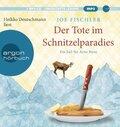 Der Tote im Schnitzelparadies, 1 Audio-CD, MP3