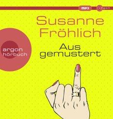 Ausgemustert, 1 Audio-CD, MP3