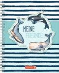 Brunnen Freundebuch Happy Ocean