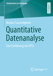 Quantitative Datenanalyse