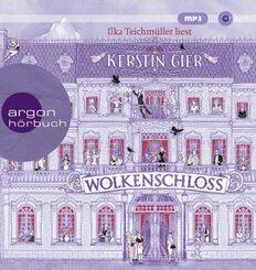Wolkenschloss, 1 Audio-CD, MP3