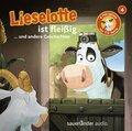 Lieselotte ist fleißig, 1 Audio-CD