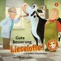 Gute Besserung, Lieselotte!, 1 Audio-CD