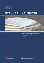Stahlbau-Kalender: Stahlbau-Kalender 2020; 1
