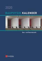 Bauphysik-Kalender 2020; Teil 1