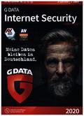 G-Data Internet Security 2020, 3 PCs, 1 CD-ROM