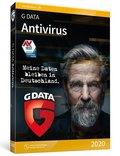 G-Data AntiVirus Windows 2020, 1 PC, 1 CD-ROM