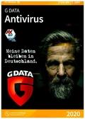 G-Data AntiVirus Windows 2020, 3 PCs, 1 CD-ROM