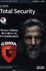 G-Data Total Security 2020, 1 PC