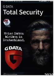 G-Data Total Security 2020, 3 PCs