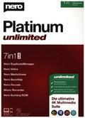 Nero Platinum Unlimited, 1 CD-ROM