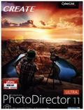 CyberLink PhotoDirector 11 Ultra, 1 DVD-ROM