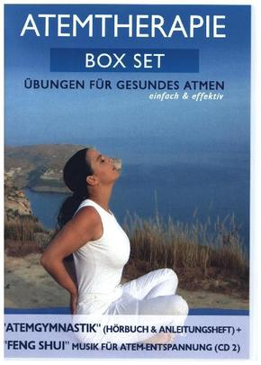 Atemtherapie Box Set, 2 Audio-CD