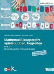 Mathematik kooperativ spielen, üben, begreifen - Bd.2