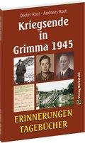 Kriegsende in Grimma 1945