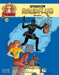 Franka: Operation Raubflug; 24