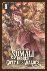 Somali und der Gott des Waldes - Bd.6