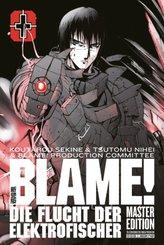 BLAME! Master Edition + Die Flucht der Elektrofischer