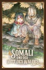 Somali und der Gott des Waldes - Bd.4