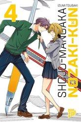 Shojo-Mangaka Nozaki-kun - Bd.4