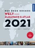 Der neue Kosmos Welt- Almanach & Atlas 2021