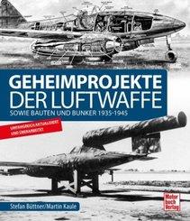 Geheimprojekte der Luftwaffe