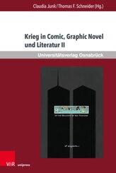 Krieg in Comic, Graphic Novel und Literatur - Bd.2