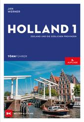 Törnführer Holland: Zeeland und die südlichen Provinzen; 1