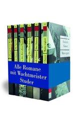 Die Wachtmeister-Studer-Romane, 6 Bde.
