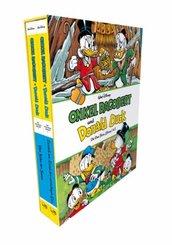 Onkel Dagobert und Donald Duck - Die Don Rosa Library, Sammelschuber - Nr.1