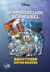Schnorchelnde Schnäbel - Abenteuer unter Wasser