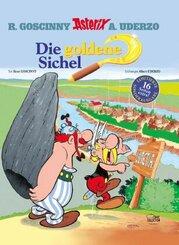 Asterix, Die goldene Sichel
