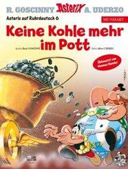 Asterix Mundart - Keine Kohle mehr im Pott