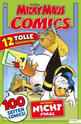Micky Maus Comics 54