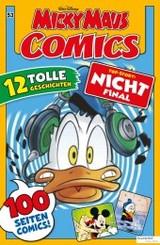 Micky Maus Comics, Nicht final