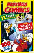 Micky Maus Comics, Völlig verhext