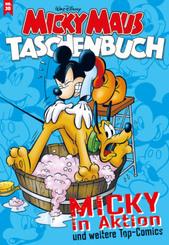 Micky Maus Taschenbuch - Micky in Aktion