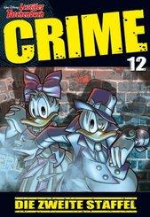 Lustiges Taschenbuch Crime - Nr.12