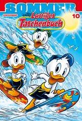 Lustiges Taschenbuch Sommer - Bd.10