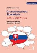 Grundwortschatz Slowakisch für Pflege und Betreuung