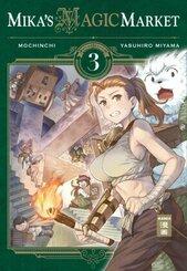 Mika's Magic Market - Bd.3
