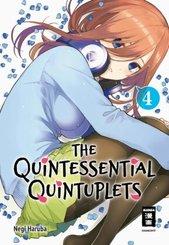 The Quintessential Quintuplets - Bd.4