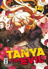 Tanya the Evil - Bd.14