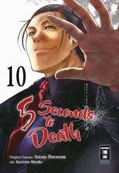 5 Seconds to Death - Bd.10