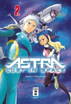 Astra Lost in Space - Bd.2