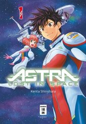Astra Lost in Space - Bd.1
