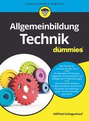 Allgemeinbildung Technik für Dummies; 10