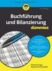 Buchführung und Bilanzierung für Dummies; Band 1
