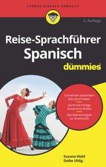 Reise-Sprachführer Spanisch für Dummies
